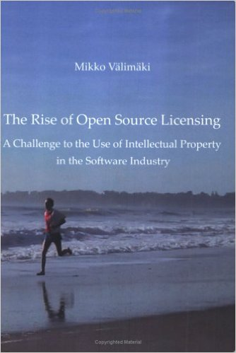 The Rise of Open Source Licensing