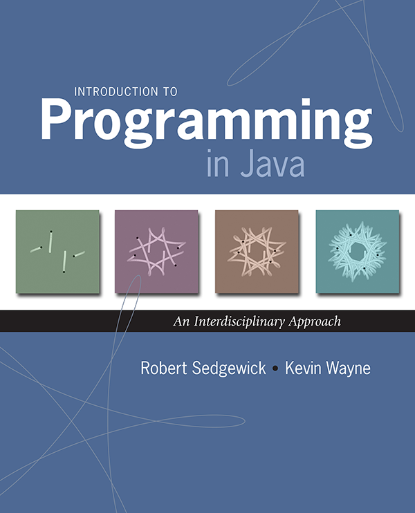Introduction to Programming (in Java) - An Interdisciplinary Approach