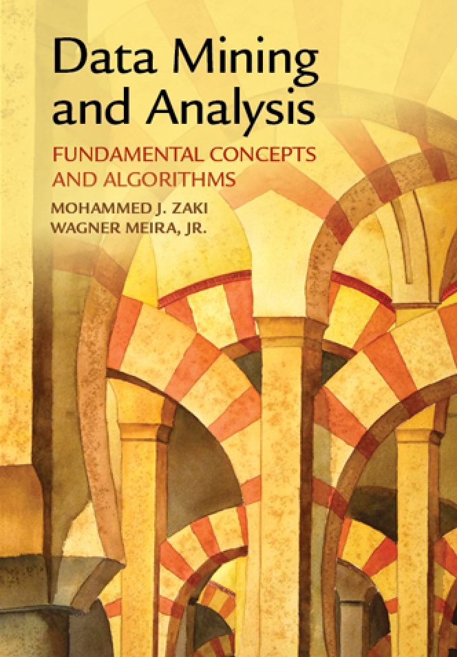 Data Mining and Analysis - Fundamental Concepts and Algorithms