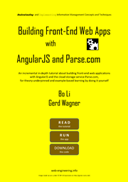 Building Front-End Apps with AngularJS and Parse.com