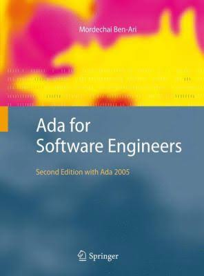 [No longer freely accessible] Ada for Software Engineers