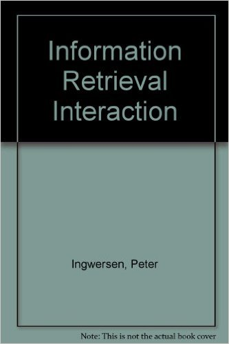 Information Retrieval Interaction