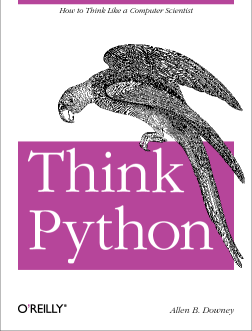 Think Python First Edition
