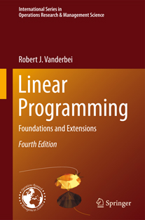 [No longer freely accessible] Linear Programming: Foundations and Extensions