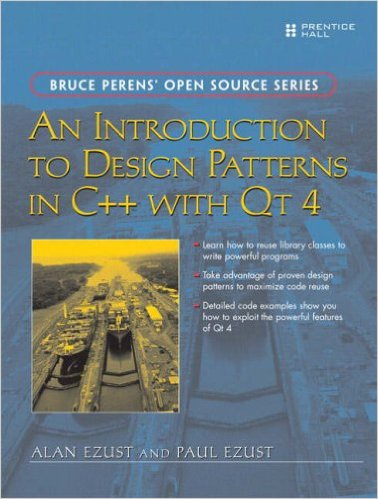 An Introduction to C++ with Design Patterns in Qt 4