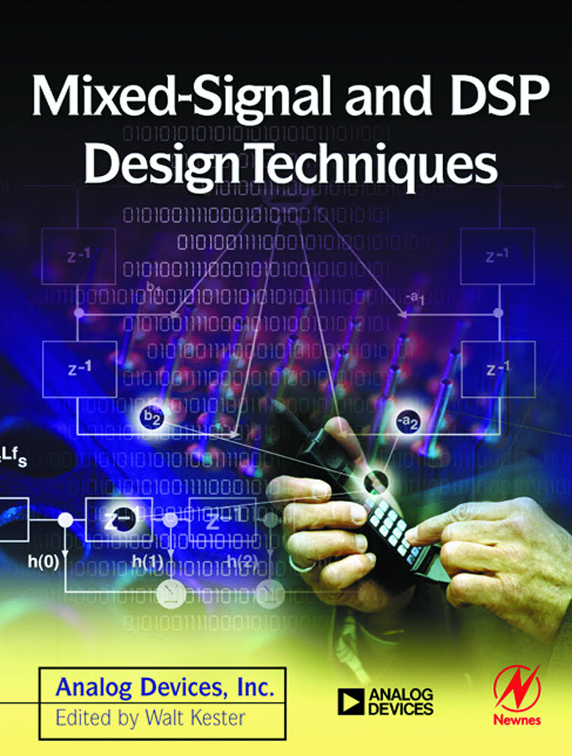 Mixed Signal and DSP Design Techniques