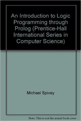An Introduction to Logic Programming Through Prolog