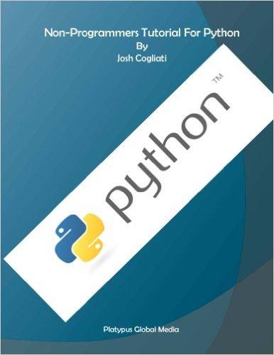 Non-Programmer's Tutorial for Python 2.6