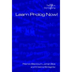Learn Prolog Now! (Texts in Computing, Vol. 7)
