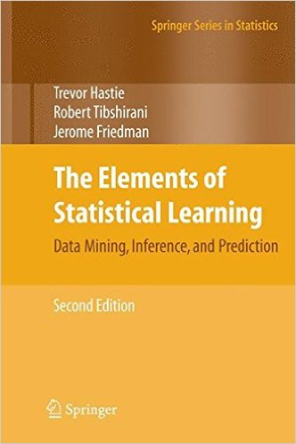 The Elements of Statistical Learning: Data Mining, Inference, and Prediction.