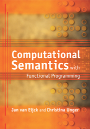 Computational Semantics and Type Theory