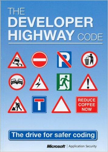 The Developer Highway Code
