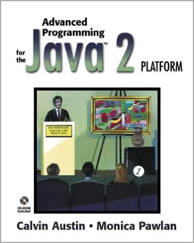 [No longer freely available] Advanced Programming for the Java 2 Platform