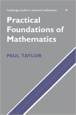 Practical Foundations of Mathematics