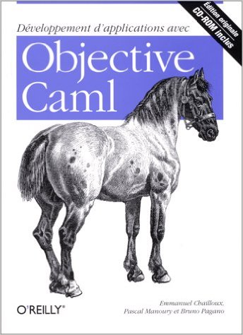 Developing Applications With Objective Caml