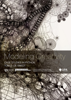 Modeling Creativity - Case Studies in Python