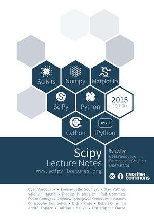 Scipy Lecture Notes: One document to learn numerics, science, and data with Python