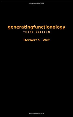 generatingfunctionology