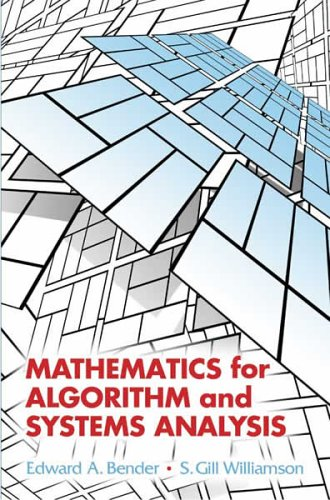 Mathematics for Algorithm and Systems Analysis