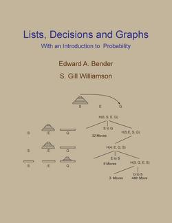 Lists, Decisions and Graphs - With an Introduction to Probability