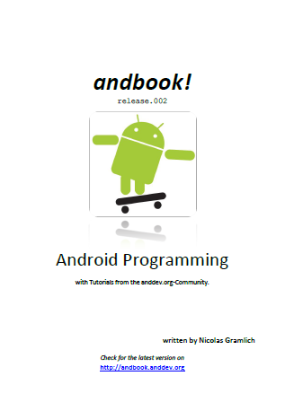 andbook! Android Programming