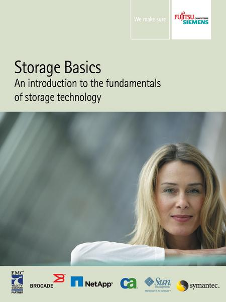 [Sign-up required] Storage Basics - An Introduction To The Fundamentals Of Storage Technology