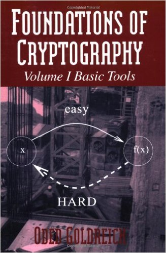 The Foundations of Cryptography (Draft)