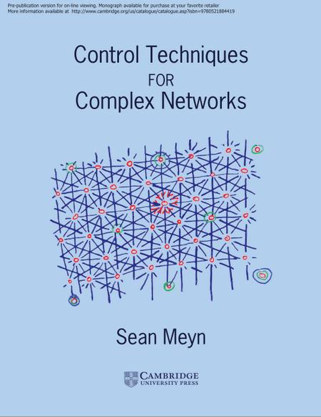 Control Techniques for Complex Networks (Pre-publication Version)