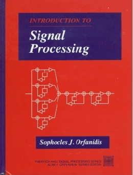 Introduction to  Signal Processing