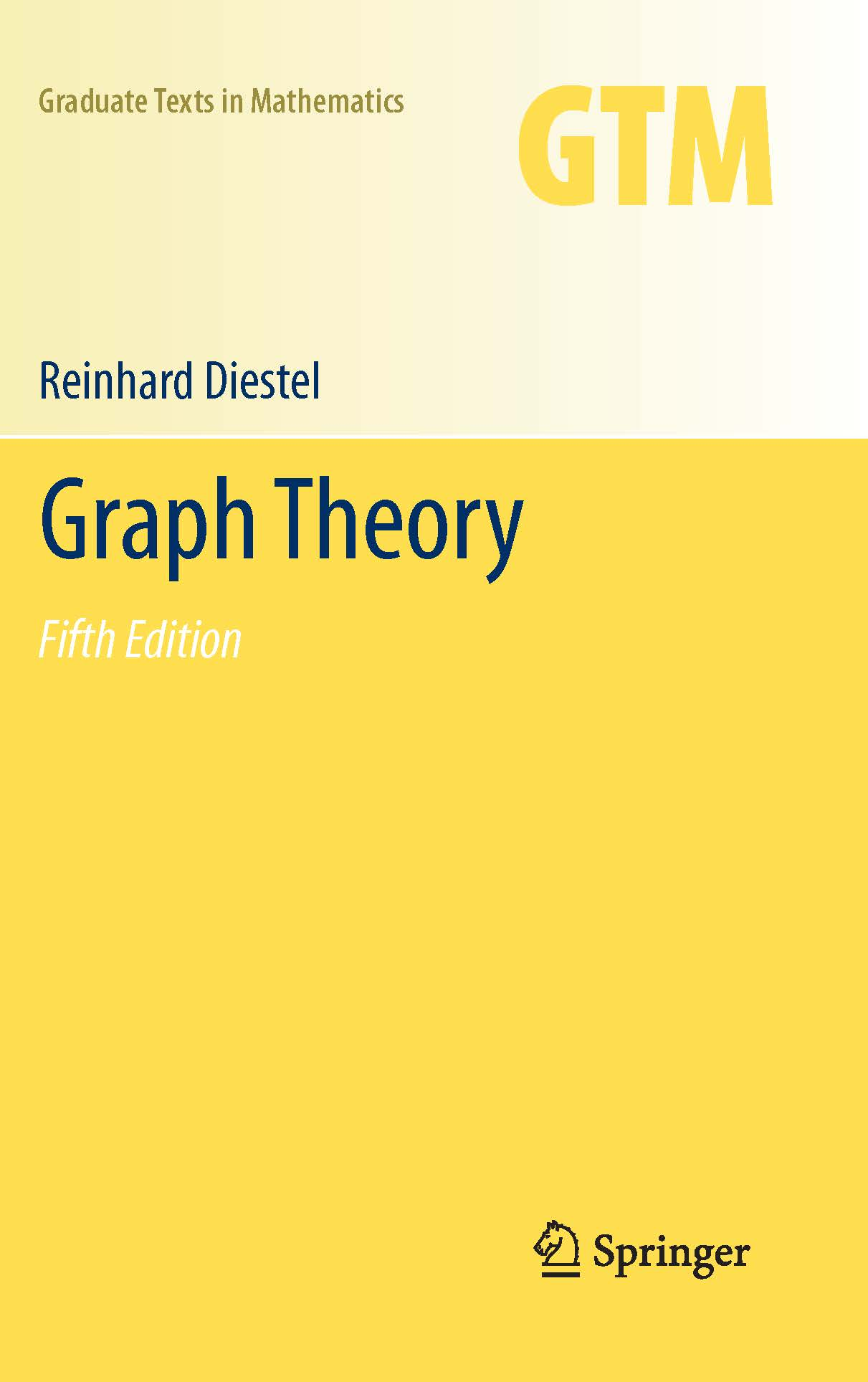 Graph Theory, 5th Edition [Free Preview]