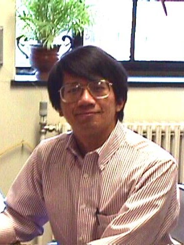 Harris Kwong