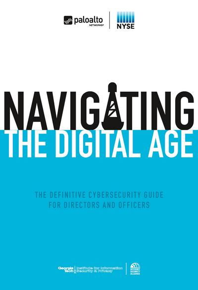 Navigating the Digital Age: The Definitive Cybersecurity Guide for Directors and Officers
