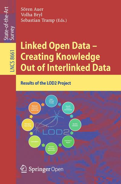 Linked Open Data - Creating Knowledge Out of Interlinked Data: Results of the LOD2 Project