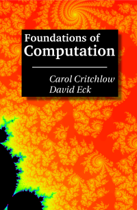 Foundations of Computation, Second Edition