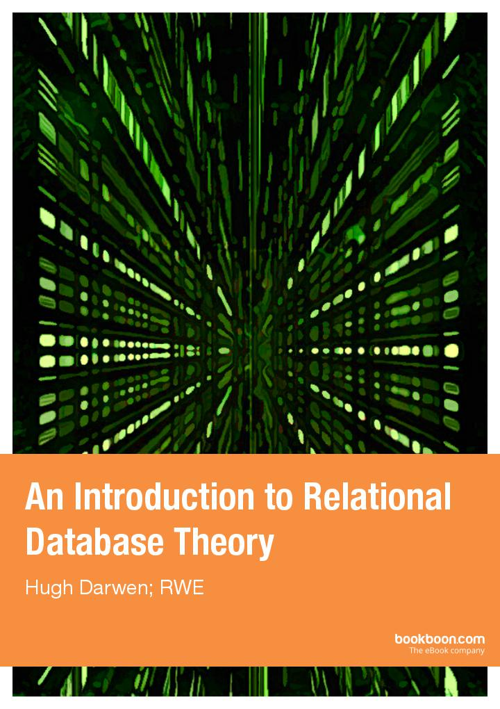 [Sign-up required] An Introduction to Relational Database Theory