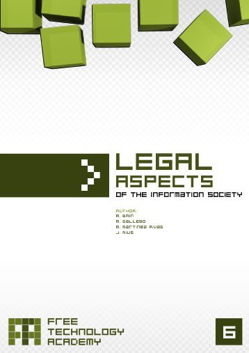 Legal Aspects of the Information Society