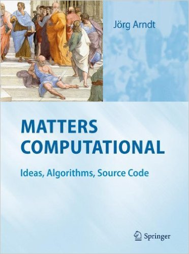 Matters Computational: Ideas, Algorithms, Source Code (formerly: Algorithms for Programmers)