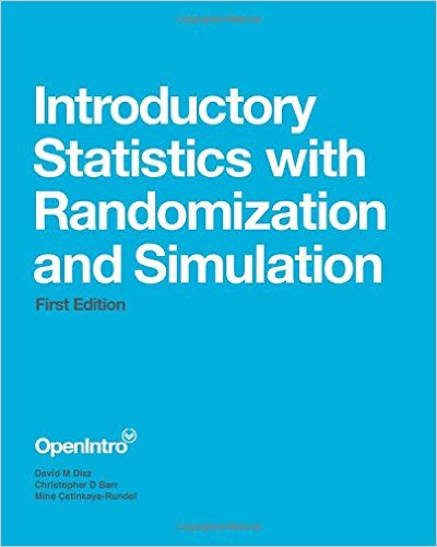 Intro Stat with Randomization and Simulation, 1st Edition