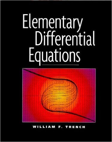 Differential Equations Ebook