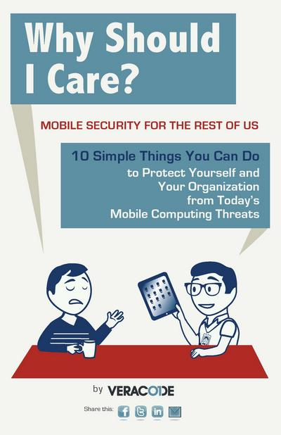 Why Should I Care? Mobile Security for The Rest of Us