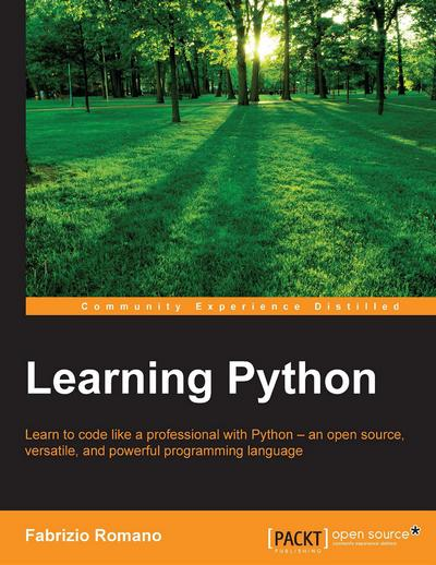 [No longer freely accessible] Learning Python