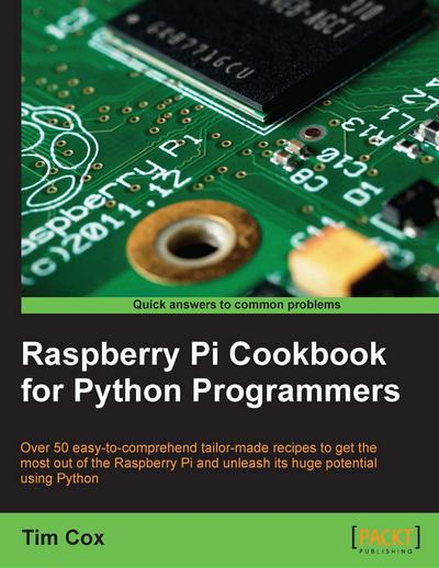 [Sign-up required] Raspberry Pi Cookbook for Python Programmers