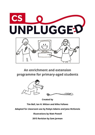 CS Unplugged: An enrichment and extension programme for primary-aged students