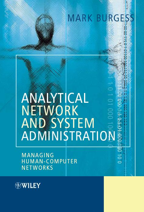 (Formerly) Analytical Network and System Administration