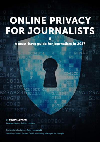 Online Privacy for Journalists