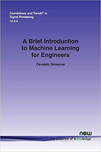 A Brief Introduction to Machine Learning for Engineers