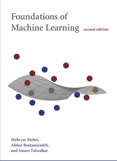 Foundations of Machine Learning, Second Edition